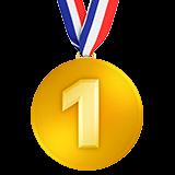 Emoji de medalla